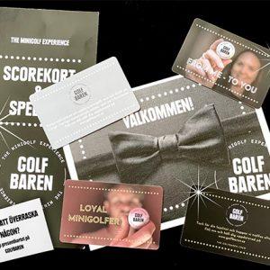 Golfbarens presentkort
